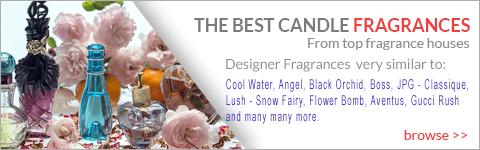 Best Designer Candle Fragrances