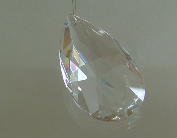 Picture of Crystal Teardrop (Clear)