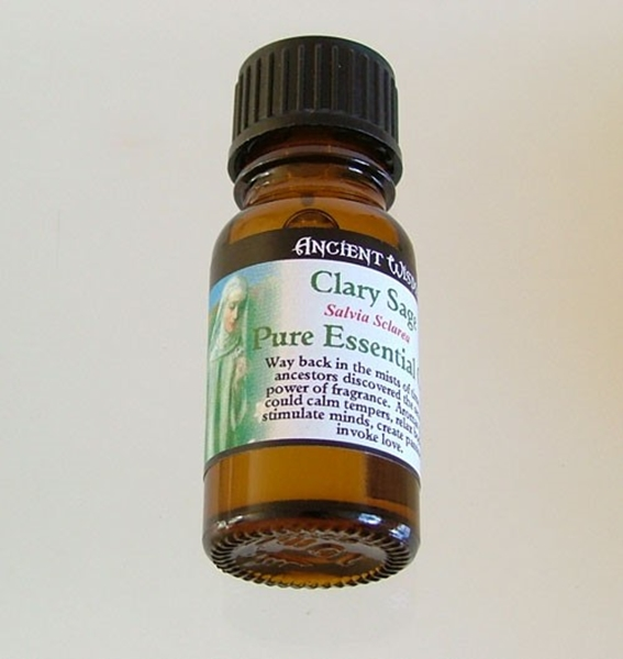 Picture of Clary Sage Oil - 10ml  ( Salvia Sclarea )