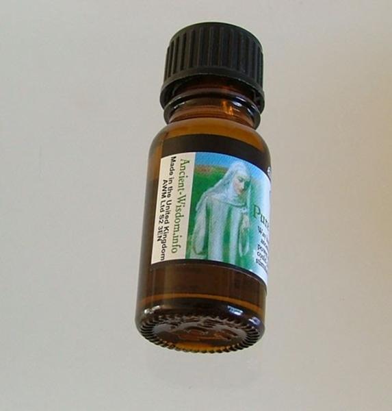 Picture of Palmarosa Oil - 10ml  ( Cymbopogon Martini )