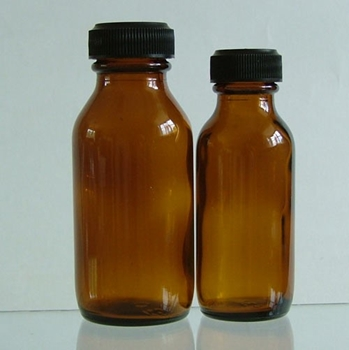 Picture of Amber Glass Dropper Bottles (50ml)