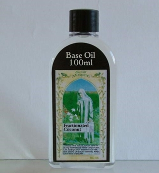 Picture of Coconut Carrier Oil (100ml) - (Fractionated)