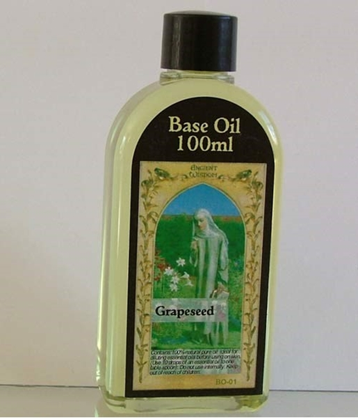 Picture of Grapeseed Carrier Oil (100ml)