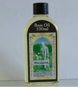 Picture of Wheatgerm Carrier Oils (100ml)