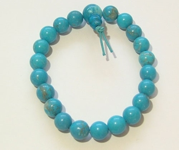 Picture of Blue Howlite Power Bracelet