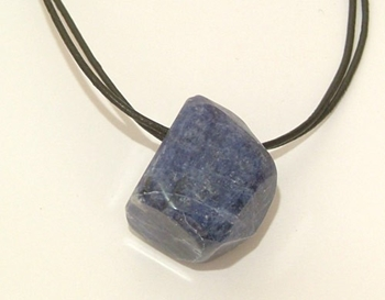 Picture of Sodalite - Chunky Gemstone Pendant