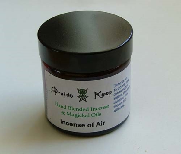 Picture of Incense of Air (60ml Jar)