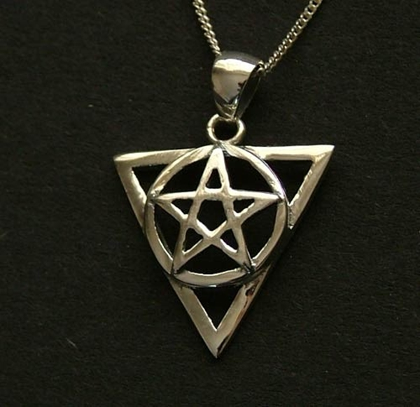 Picture of 1st Degree Pendant - Sterling Silver