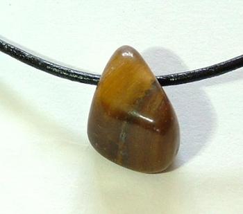 Picture of Tigers Eye - Chunky Gemstone Pendant