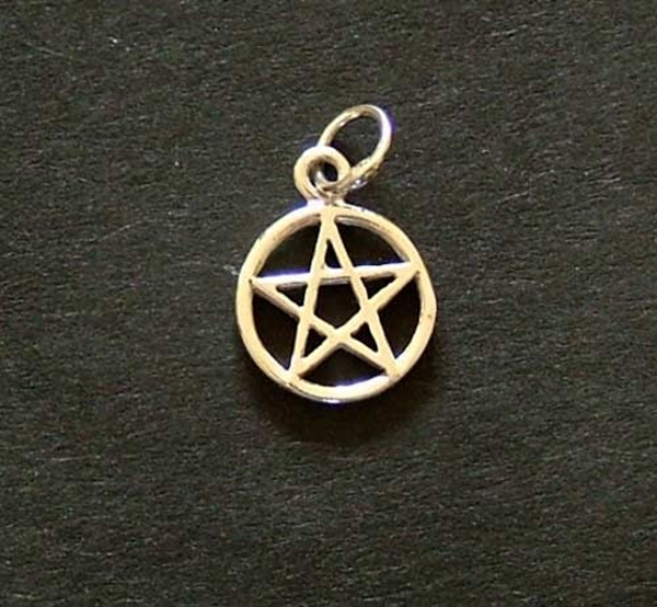 Picture of Pentacle (Sml) - Sterling Silver