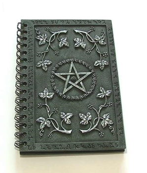 Picture of Book of Shadows - Wicca