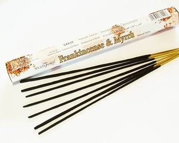 Picture of Frankincense and Myrrh Incense Sticks