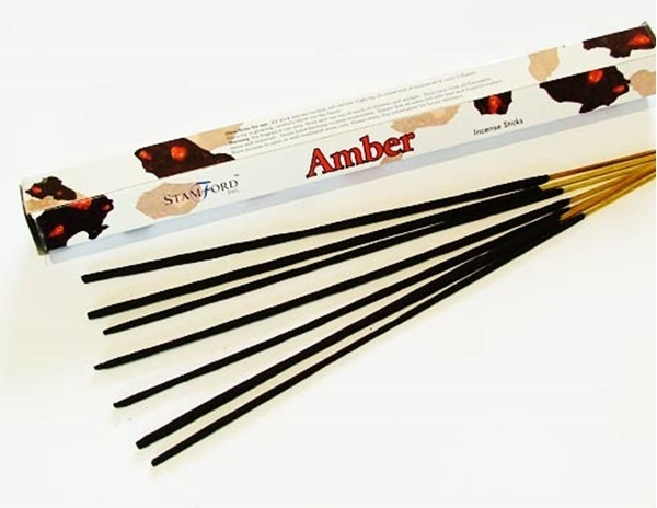 Picture of Amber Incense Sticks