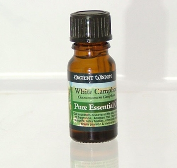 Picture of Camphor (White) - 10ml (Cinnamomum Camphora)