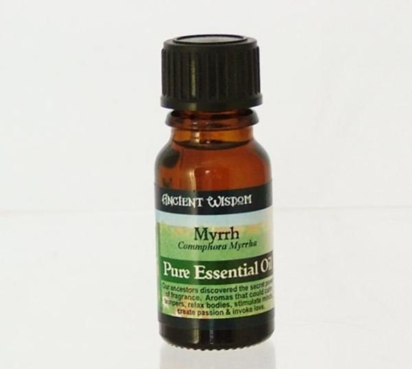 Picture of Myrrh - 10ml (Commiphora myrrha)