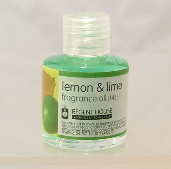 Picture of Lemon & Lime - Fragrance Oil (Superior)
