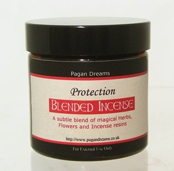 Picture of Protection Incense (60ml Jar)