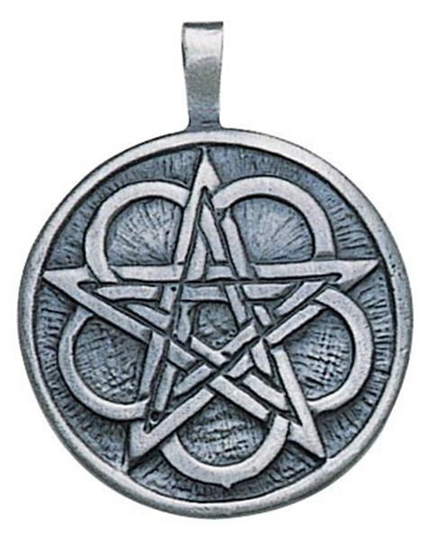 Picture of Celtic Pentagram - Achievment of Goals