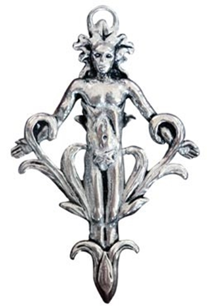 Picture of Mandrake - Power and Attraction (Sterling Silver)