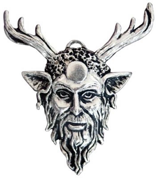 Picture of Cernunnos - Strength and Empowerment (Sterling Silver)