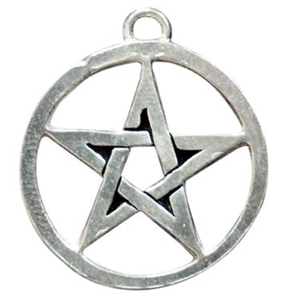 Picture of Pentagram - Magick Energy (Sterling Silver)