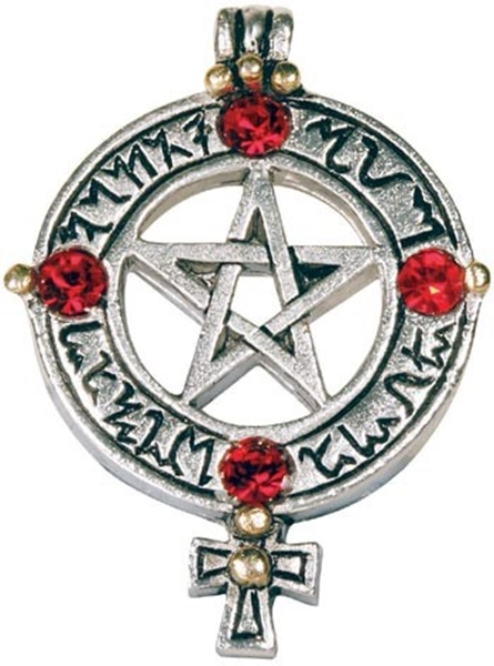 Picture of Venusian Pentagram
