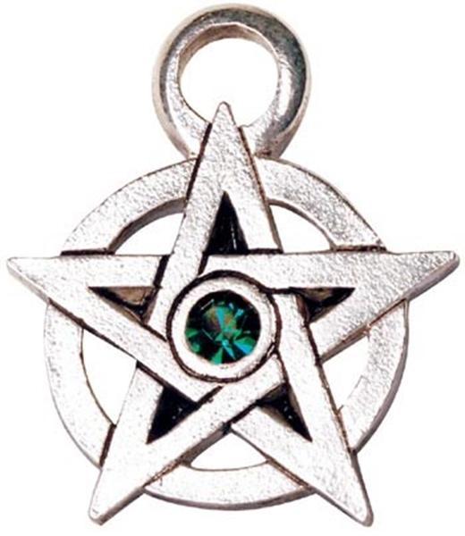 Picture of Jewelled Pentagram