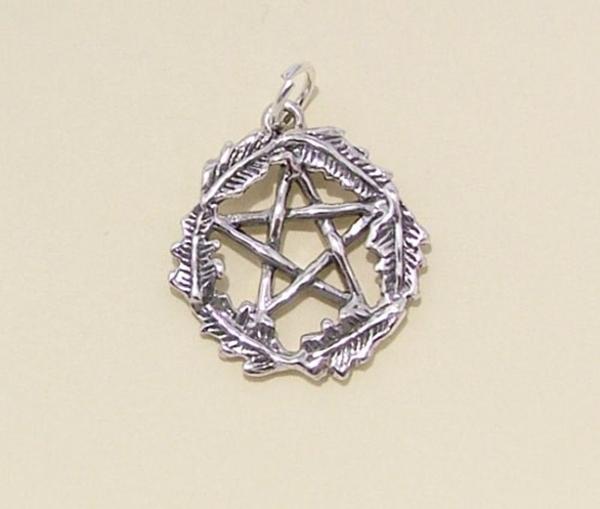 Picture of Pentagram - Oak Leaf