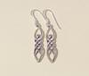 Picture of Celtic Goddess Earrings (Sterling Silver)