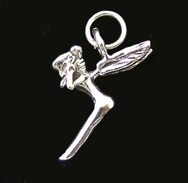 Picture of Fairy Sprite CharmPendant (Sterling Silver)
