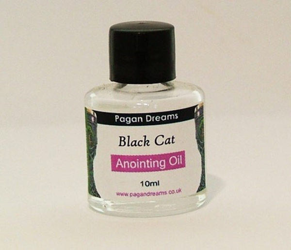 Picture of Black Cat Anointing Oil