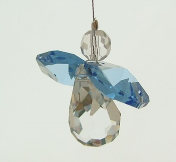 Picture of Crystal Angel Sun Catcher (Mini)
