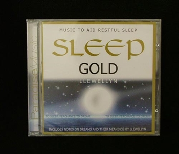 Picture of Sleep Gold - Relaxation CD (Llewellyn)