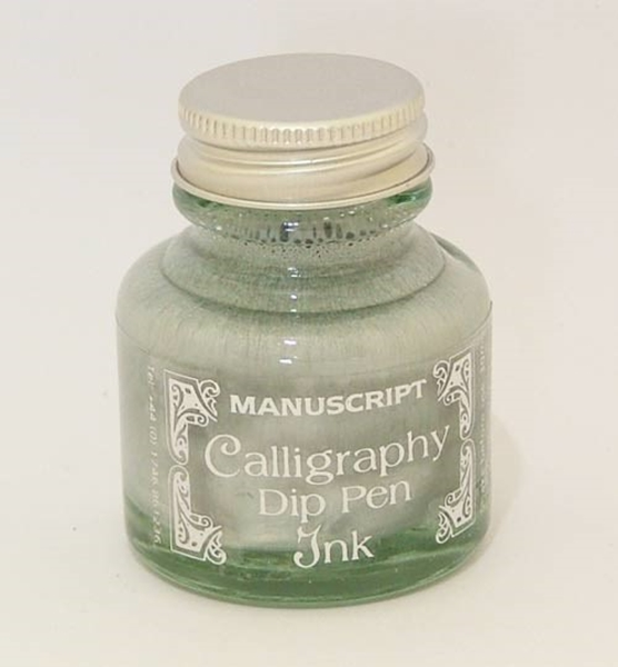 Picture of Ink - Metalic Silver (30mls)