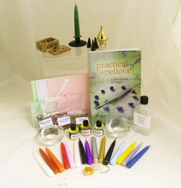 Picture of Spellcraft Starter Kit (Candle-magic)