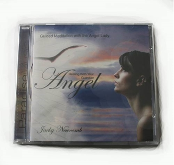 Picture of Healing With Your Guardian Angel CD - Jacky Newcomb