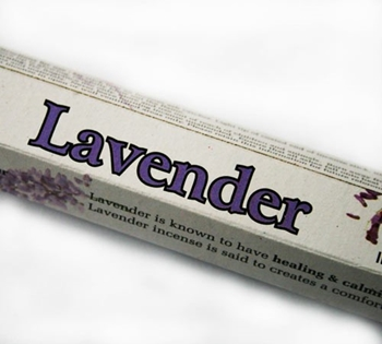 Picture of Lavender Incense Sticks