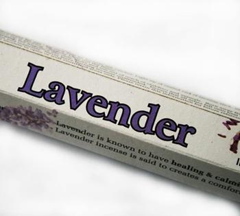 Picture of Lavender Incense Sticks