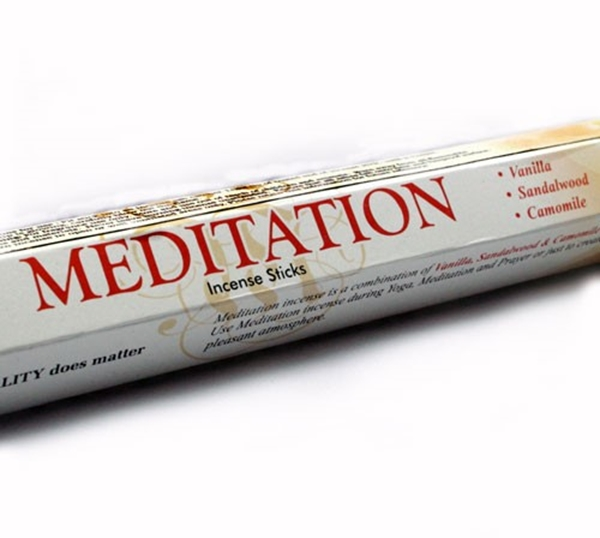 Picture of Meditation Aromatherapy Incense Sticks