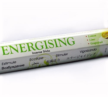 Picture of Energising Aromatherapy Incense Sticks