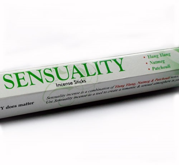 Picture of Sensuality Aromatherapy Incense Sticks