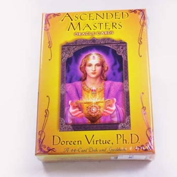 Picture of Ascended Masters Oracle Cards - Doreen Virtue