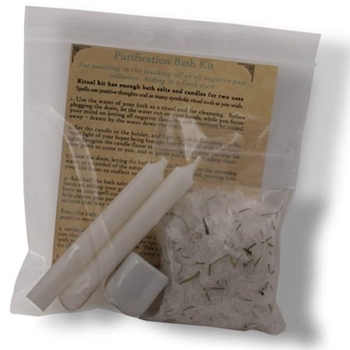 Picture of Purification - Mini Bath Spell Kit