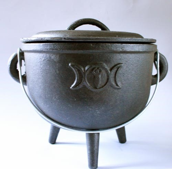 Picture of Cauldron (Triple Moon) - 11cm
