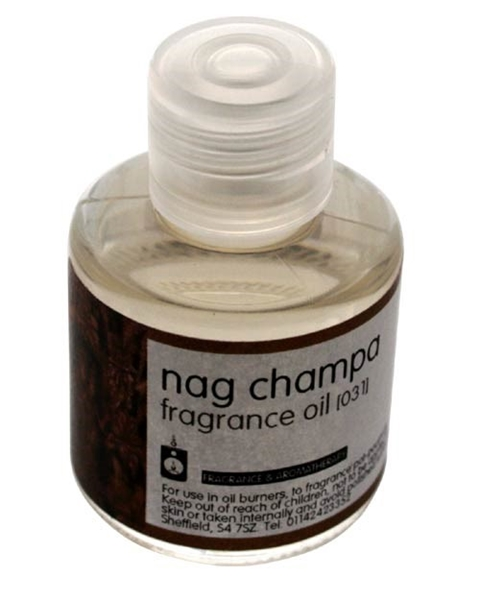 Picture of Nag Champa - Fragrance Oil (Superior)