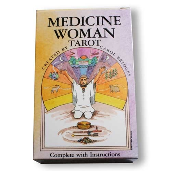 Picture of Medicine Woman Tarot Deck