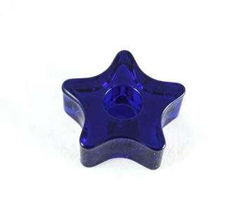 Picture of Star Mini Candle Holder (Blue)