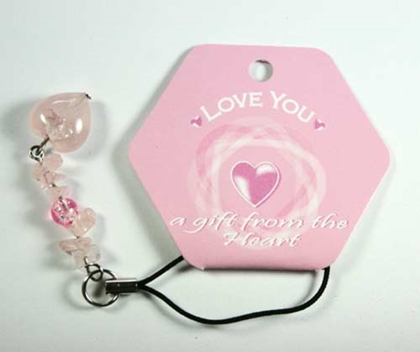 Picture of Phone Charm 'Love You'