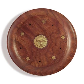 Picture of Incense Holder Disc - Assorted Designs
