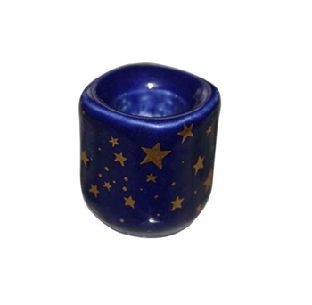 Picture of Mini Candle Holder - Gold Stars